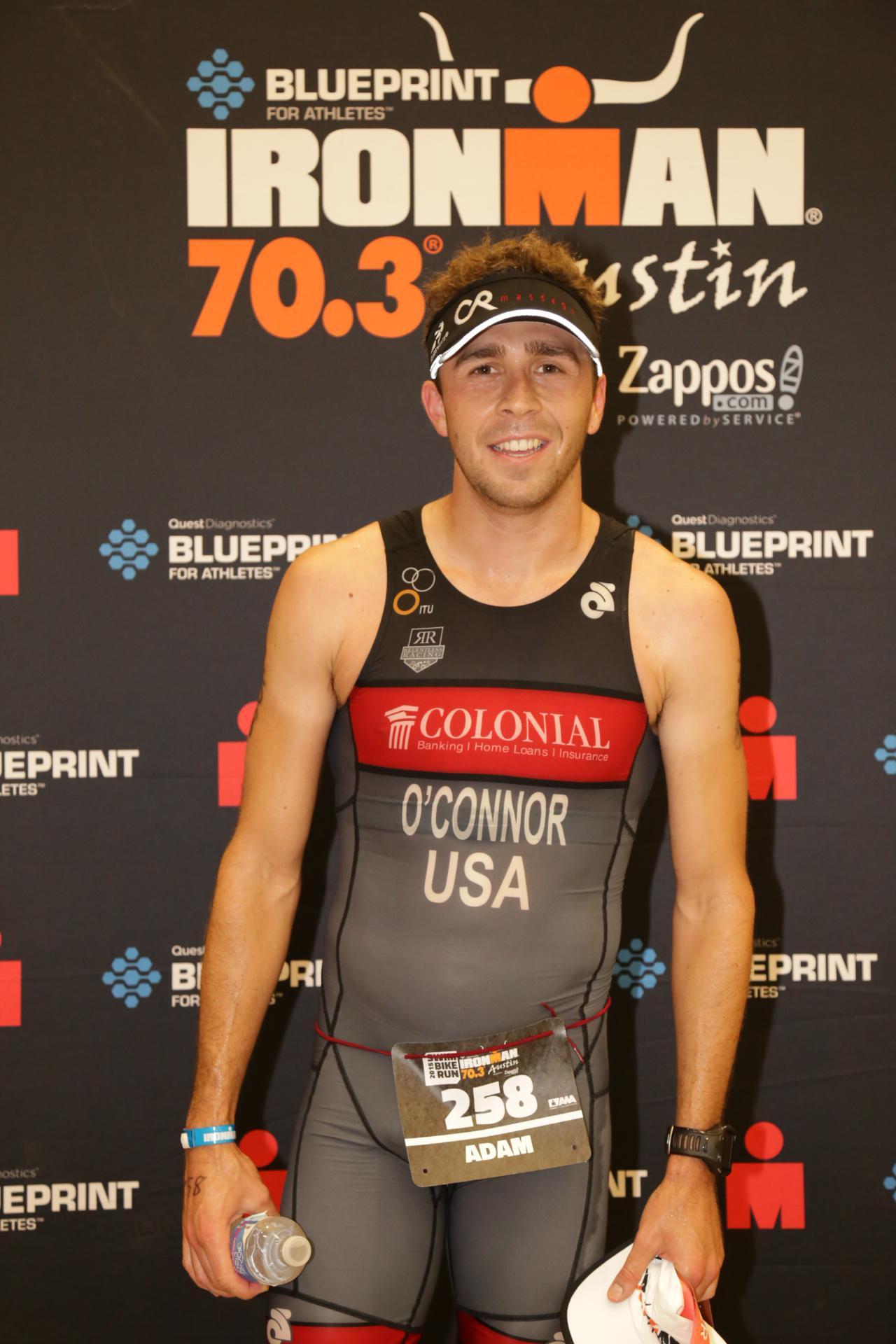 2015 Ironman Austin 70.3